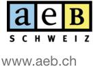Logo der aeB Schweiz